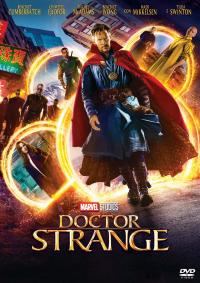 Doctor strange [DVD] / [con] Benedict Cumberbatch ... [et al.] ; [directed by Scott Derrickson]