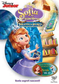 Sofia la principessa. La biblioteca segreta