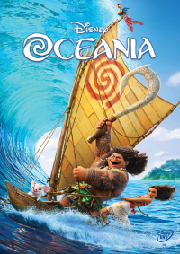 Oceania [DVD] / Disney ; directed by Ron Clements, Don Hall, John Musker, Chris Williams