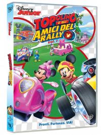 Topolino e gli amici del rally. 1. Pronti, partenza, via!
