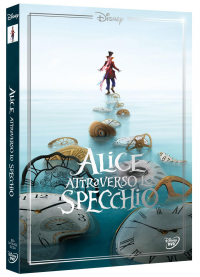Alice attraverso lo specchio [DVD] / [con] Johnny Depp ; [directed by James Bobin]