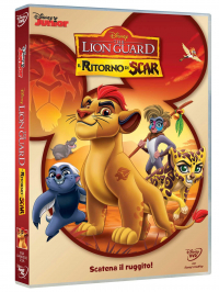 The Lion Guard. Il ritorno di Scar