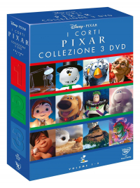 I corti Pixar collection