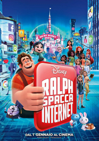 Ralph spacca Internet [VIDEOREGISTRAZIONE]