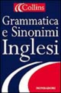 Grammatica e sinonimi inglesi