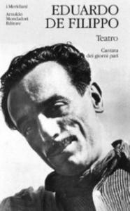 Teatro / Dino Buzzati ; a cura di Guido Davico Bonino. Cantata dei giorni pari