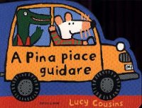 A Pina piace guidare