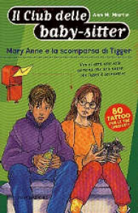 Mary Anne e la scomparsa di Tigger