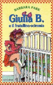 Giulia B. e il fratellino scimmia