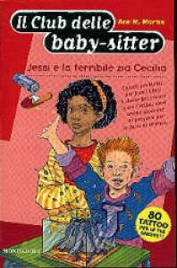 Jessi e la terribile zia Cecilia