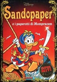 Sandopaper e i paperotti di Mompracem