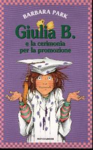 Giulia B. e la cerimonia per la promozione