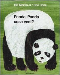 Panda, panda, cosa vedi?