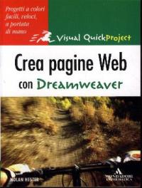 Crea pagine Web con Dreamweaver