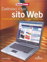 Costruisci il tuo sito Web
