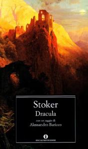 Dracula / Bram Stoker ; traduzione di Francesco Saba Sardi ; introduzione di Carol A. Senf ; con un saggio di Alessandro Baricco