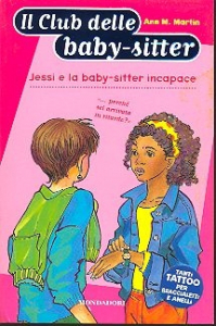 Jessi e la baby-sitter incapace
