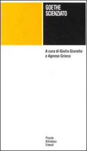 Goethe scienziato
