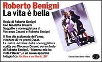La  vita è bella / Roberto Benigni e Vincenzo Cerami