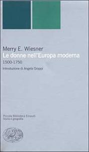 Le  donne nell'Europa moderna