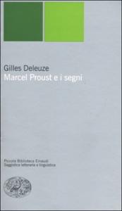 Marcel Proust e i segni