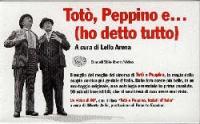 Totò, Peppino e... (ho detto tutto)