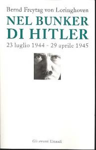 Nel bunker di Hitler