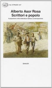 Scrittori e popolo. Il populismo nella letteratura italiana contemporanea