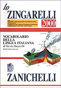 Lo Zingarelli 2000