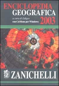 Enciclopedia geografica 2003