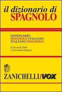 Il dizionario spagnolo-italiano