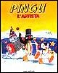 Pingu l'artista