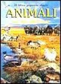 Il libro gigante degli animali nel loro ambiente