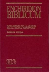 Enchiridion biblicum