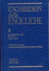 2: Gregorio 16., Pio 9., 1831-1878