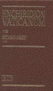 18: Documenti ufficiali della Santa Sede, 1999