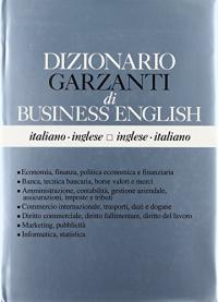Dizionario Garzanti di business English