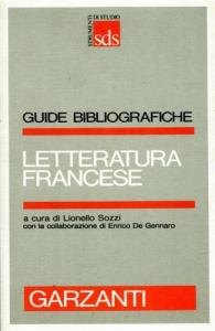 Letteratura francese