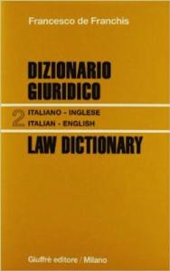 Italiano-inglese