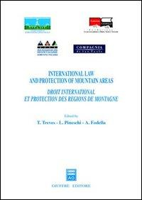 International law and protection of mountain areas