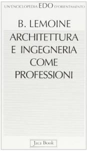 Architettura e ingegneria come professioni
