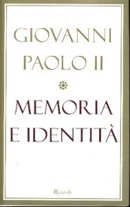 Memoria e identita