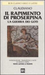 Il rapimento di Proserpina