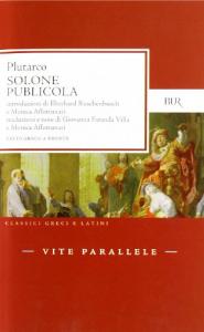 Vite parallele / Plutarco. Solone