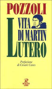 Vita di Martin Lutero