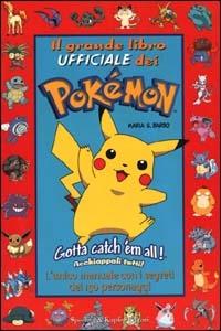 Il grande libro ufficiale dei Pokemon