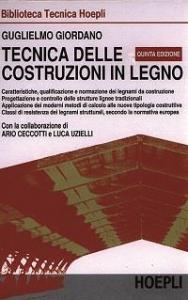 Tecnica delle costruzioni in legno