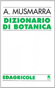Dizionario di botanica