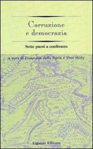 Corruzione e democrazia