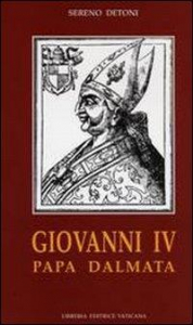 Giovanni 4. papa dalmata